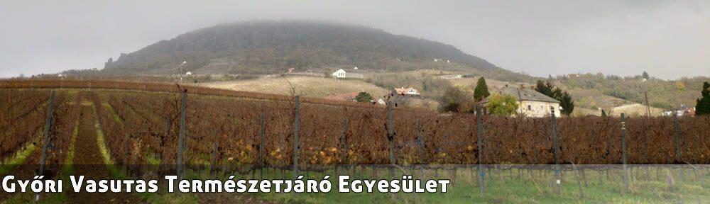 Győri vasutas természetjáró egyesület